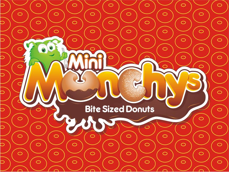 Create the innovative logo for Mini Munchys