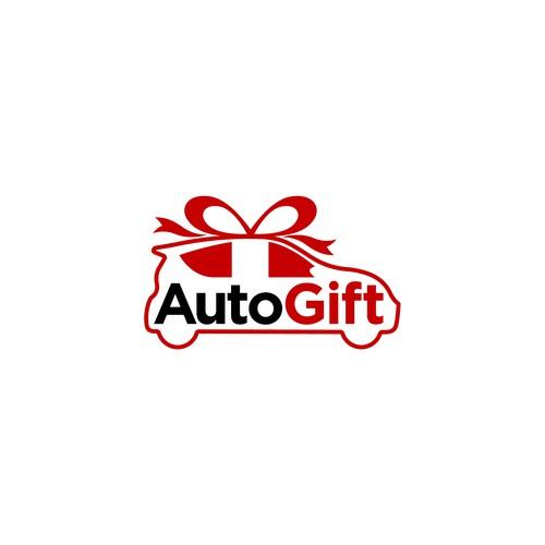 Bold Logo for AutoGift