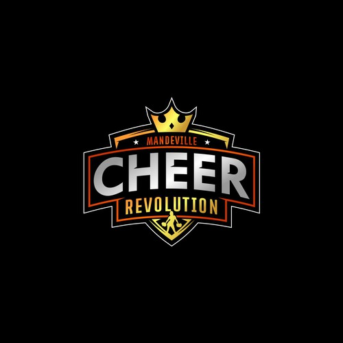 Sports Logo for Cheer Revolution
