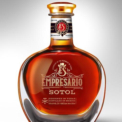 Liquor Tequila Empresario Sotol Texas