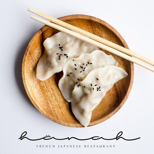 Food logo for restaurant