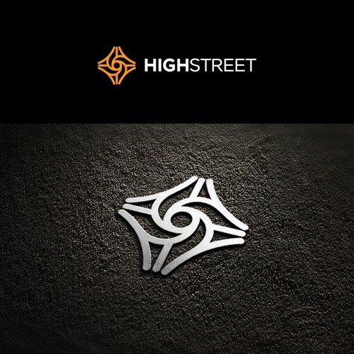Logo Concept for HighStreet