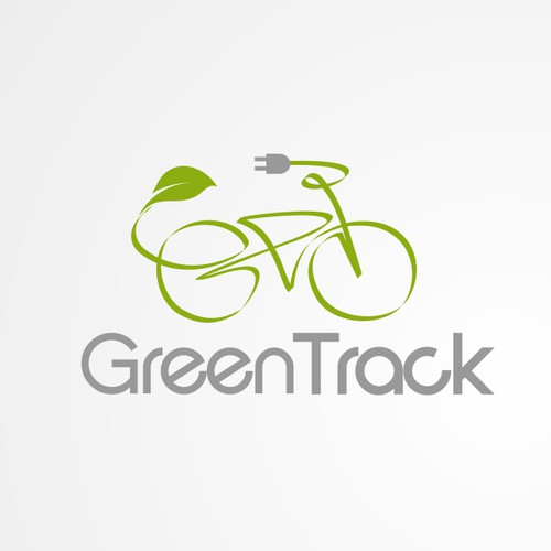 Create the next logo for Green Track