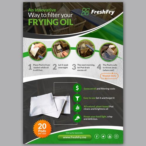 Freshfry pod