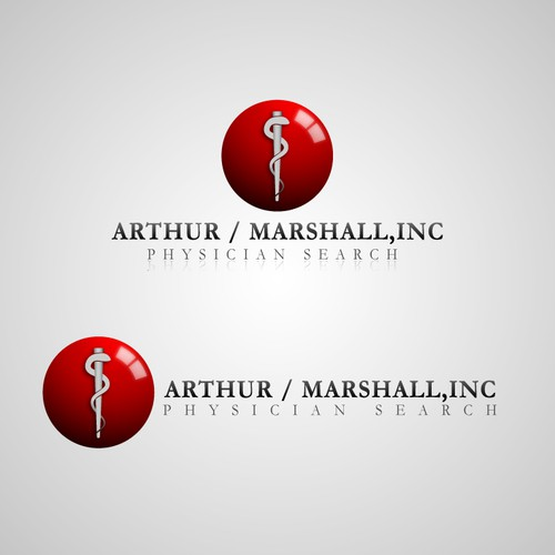 Corporate Logo for Physician Search Firm