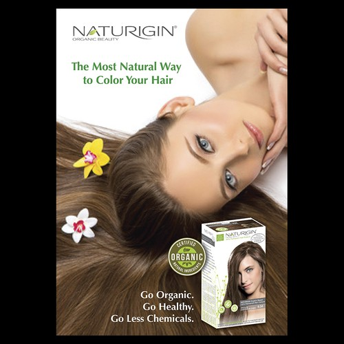 Poster for Naturigin Hair Color