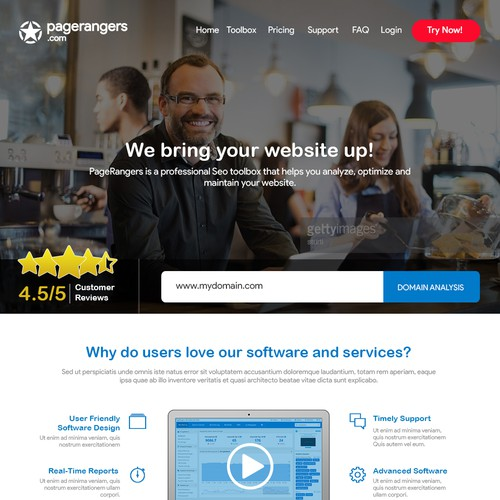 PageRangers Design 2