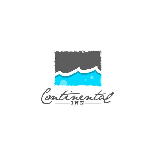 Create a winning logo for a Santa Cruz beach hotel