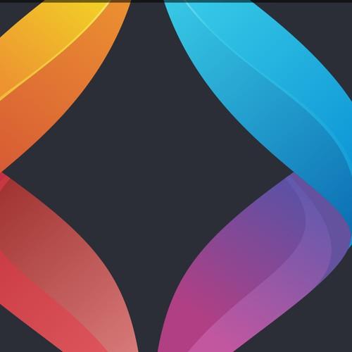 full color option logo for KB tech