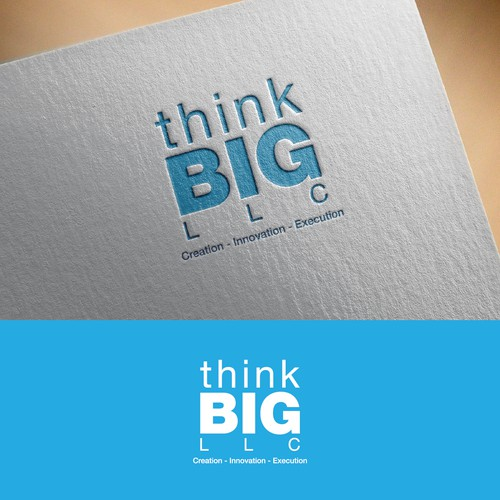 Logo for Think BIG