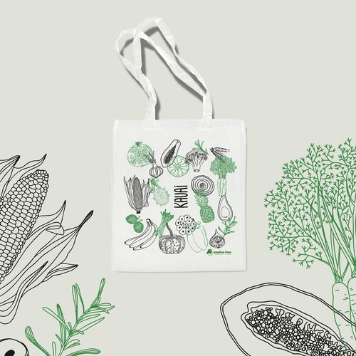Farmers bag design