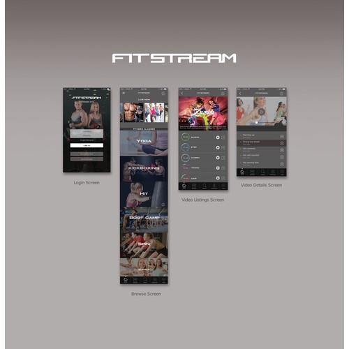 FitStream App