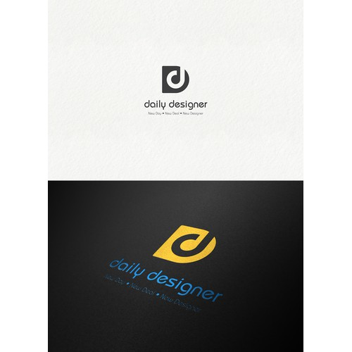 Create New Logo For DailyDesigner.com and App!