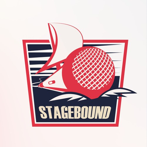 Retro Logo: On a Journey to the Stage for Singers