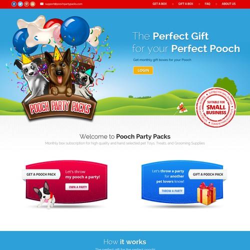 Marketing Company Needs a New Homepage Look
