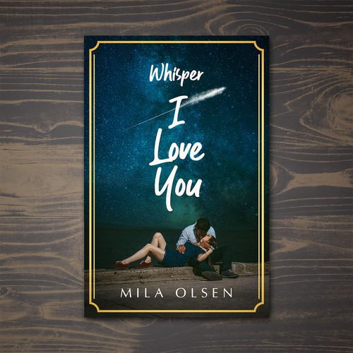 Book cover for Whisper I Love You book