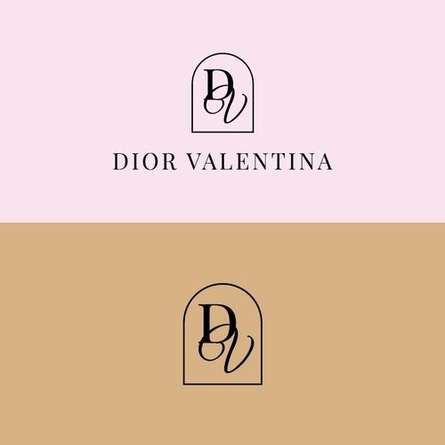 Dior Valentina | Logo Concept