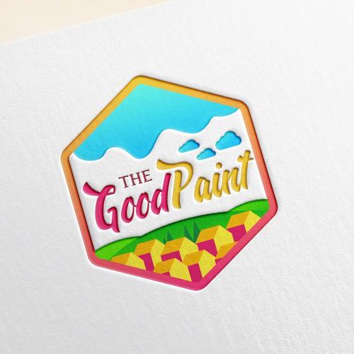 Playful, Youthful Logo design concept