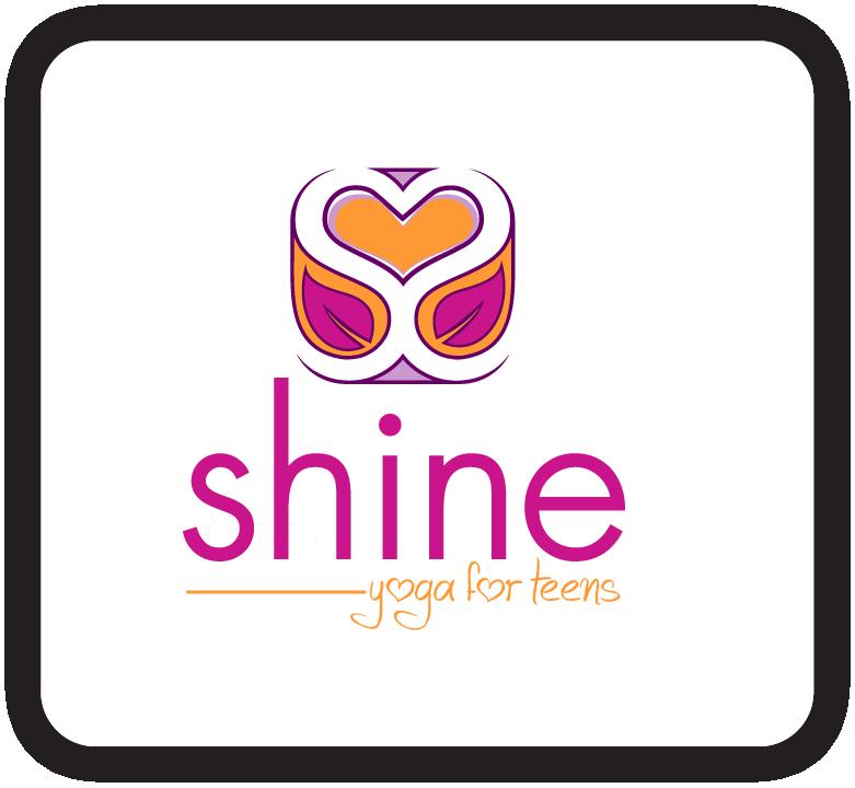 "Help ""SHINE Yoga for Teens"" with logo!"