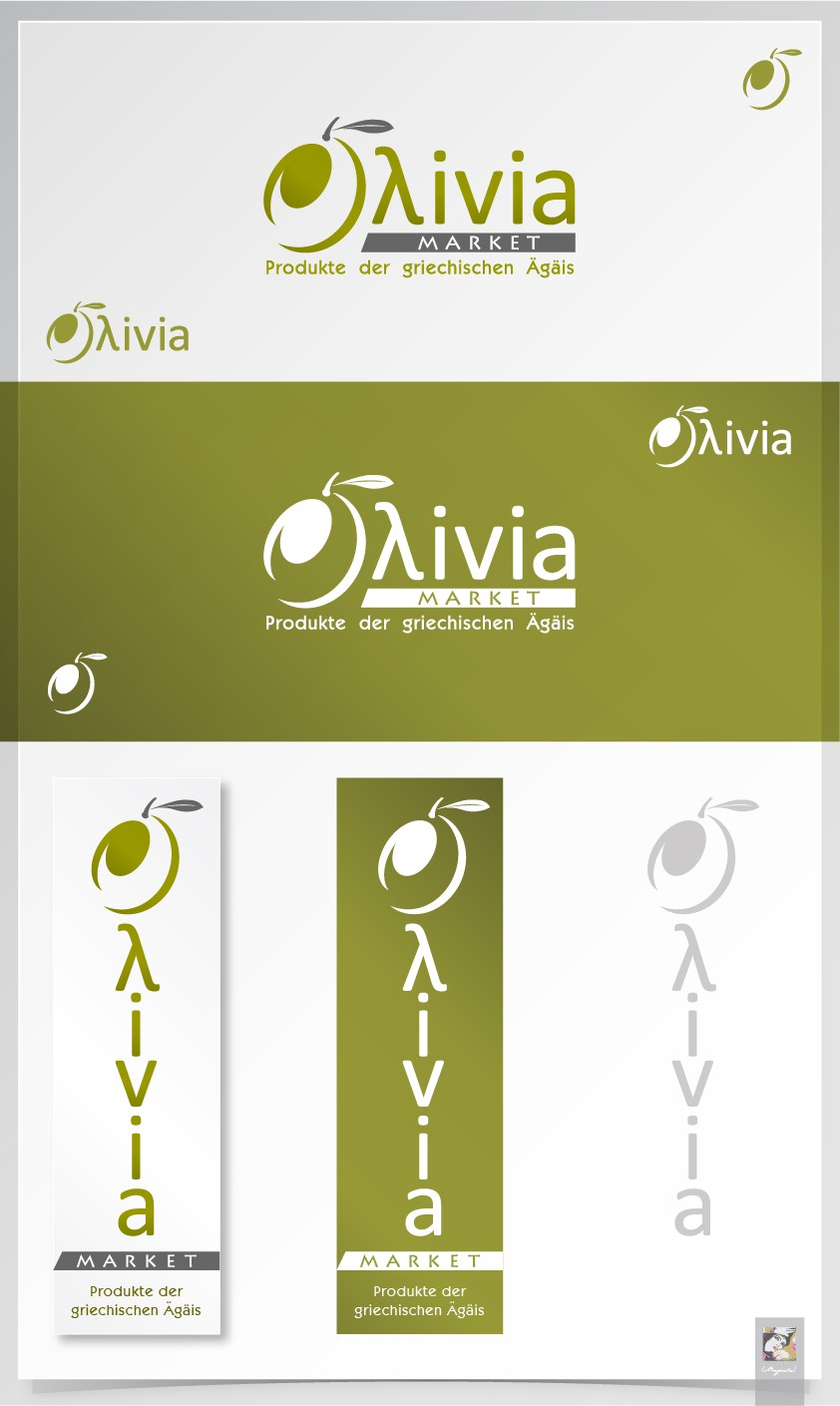 New logo wanted for Oλivia Market