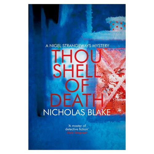"Book cover for ""Thou Shell of Death"""