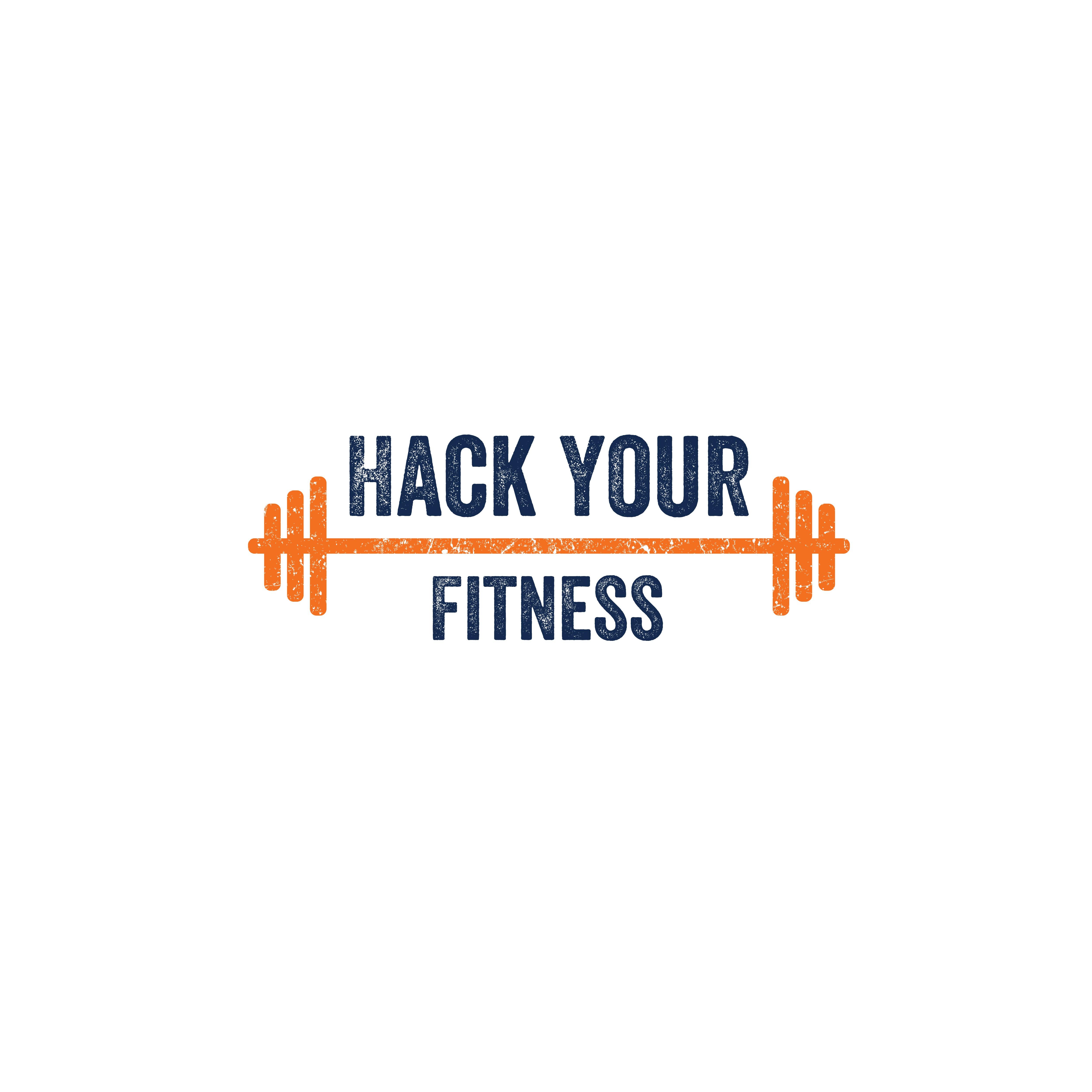 Hack Your Fitness Logo Design