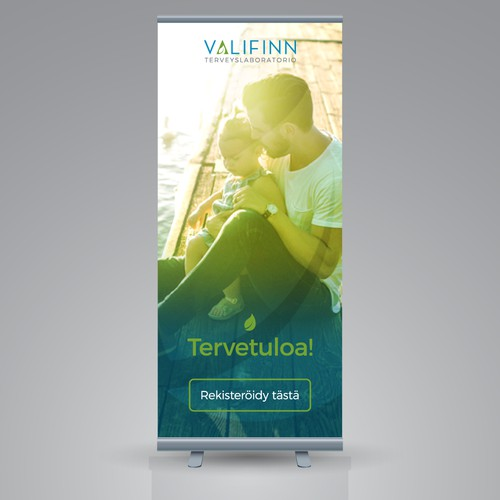 Medical Roll-Up Poster