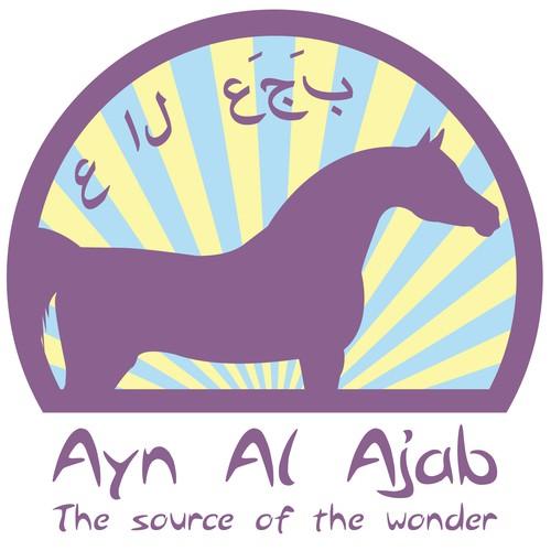 Logo for Arabian Horse Farm