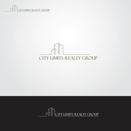 realty group logo design