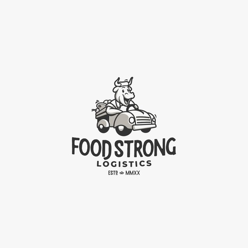 food logistic logo