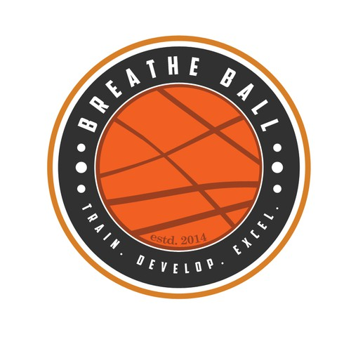 Basketball Training Logo