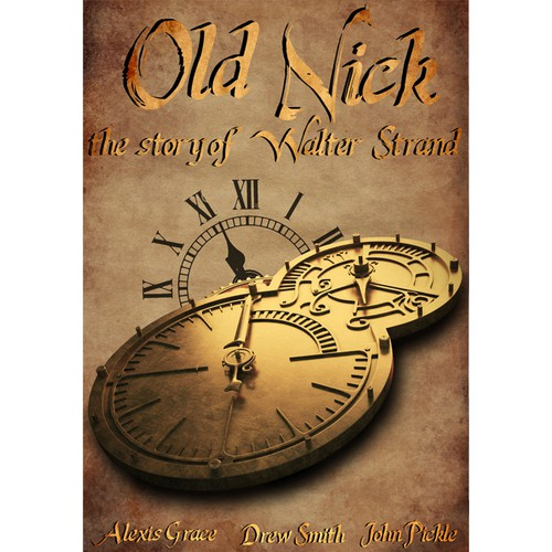 Create a visually stunning movie poster for 'Old Nick'
