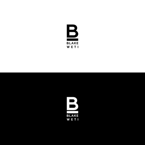 Logo design for BLAKE WETI