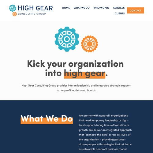 High Gear Consulting Group