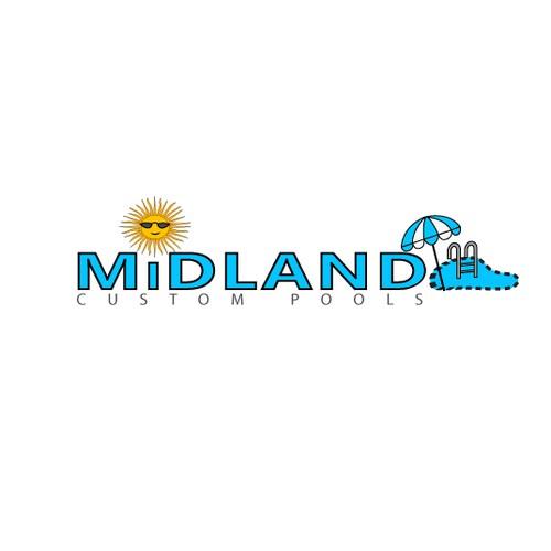 Logo for Swimming Pool option