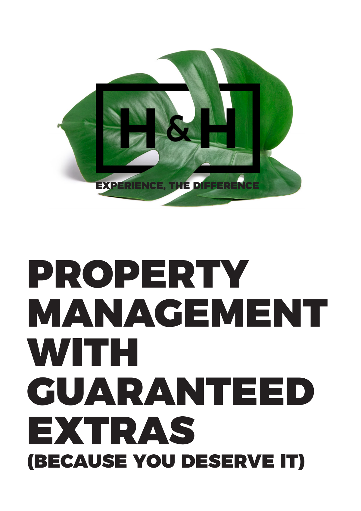 Property Management Service Offering Brochure