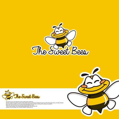 The sweet bees