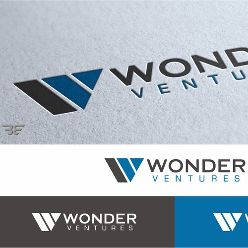 Create a classic and sophisticated logo for a Venture Capital Fund