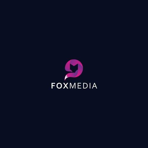 logo design for foxmedia