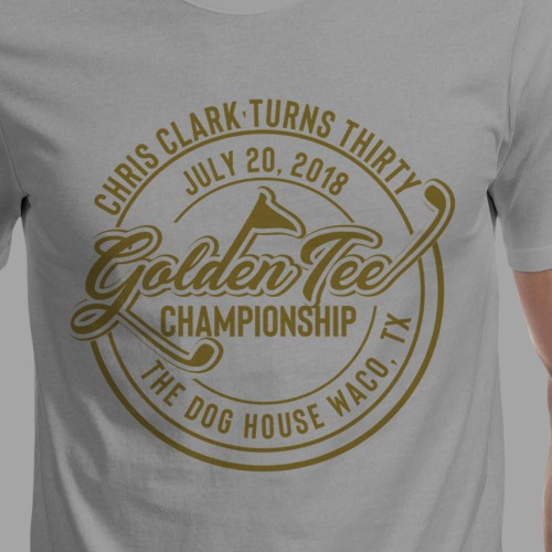 Cool T-Shirt for Birthday Tournament