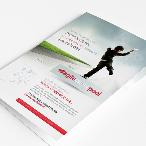 Brochure for AgileTalentPool