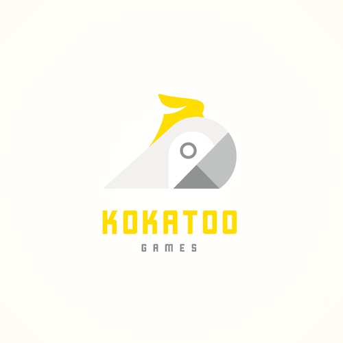 'Cockatoo Logo' For iOS Game Company