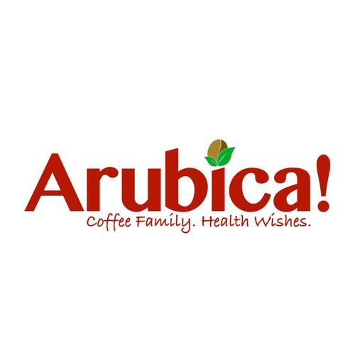 Bold Logo for Coffee Company