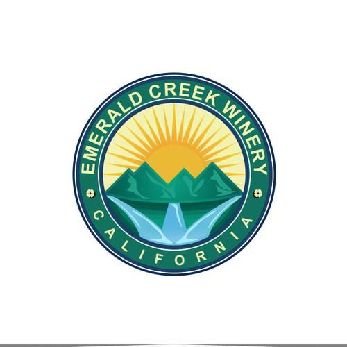 logo for Emerald Creek Winery
