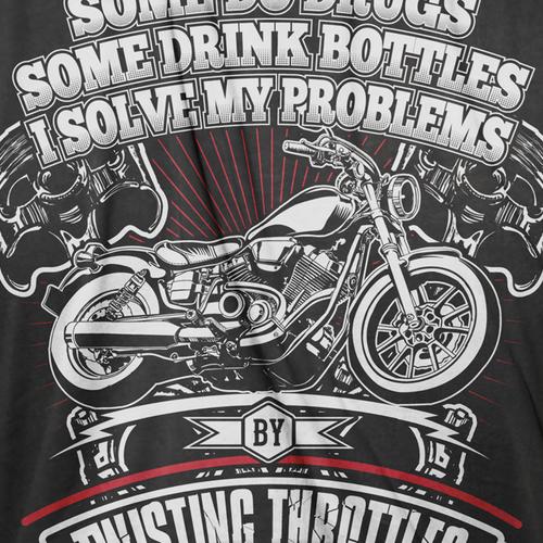 biker tshirts