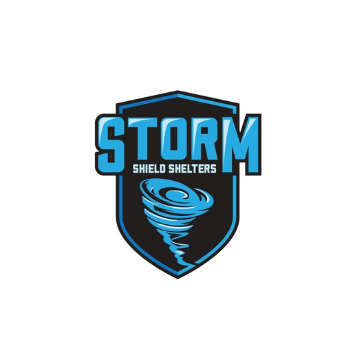 Create the next logo for Storm Shield Shelters