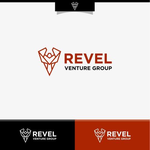 Design an sharp logo for Revel Venture Group