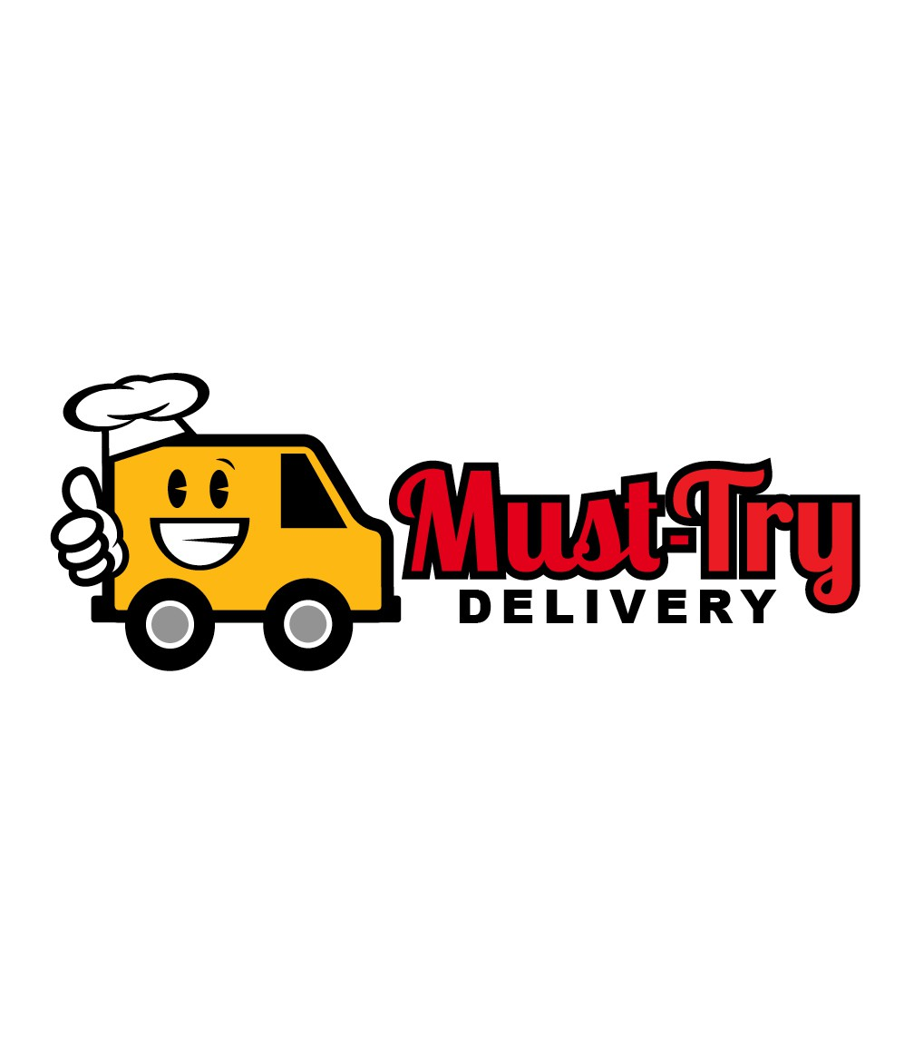 New Company Logo (Must-Try Delivery)