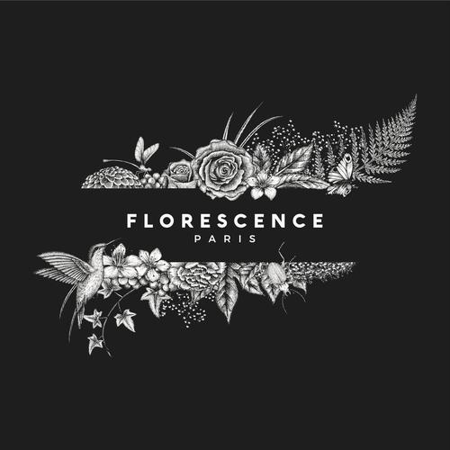 Logo design for Florescence Paris