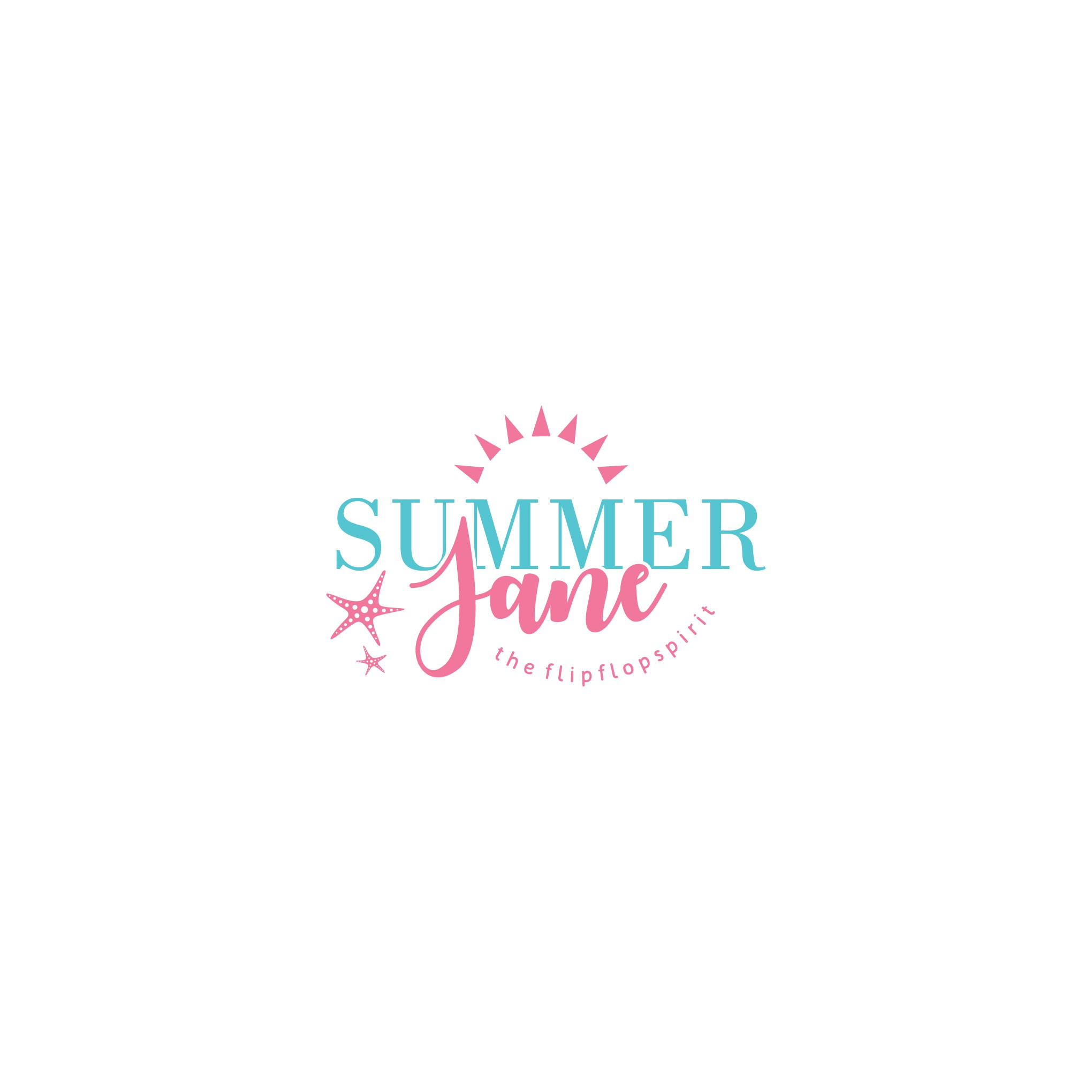 """""""Great summer fashion brand needs a logo and website"""""""